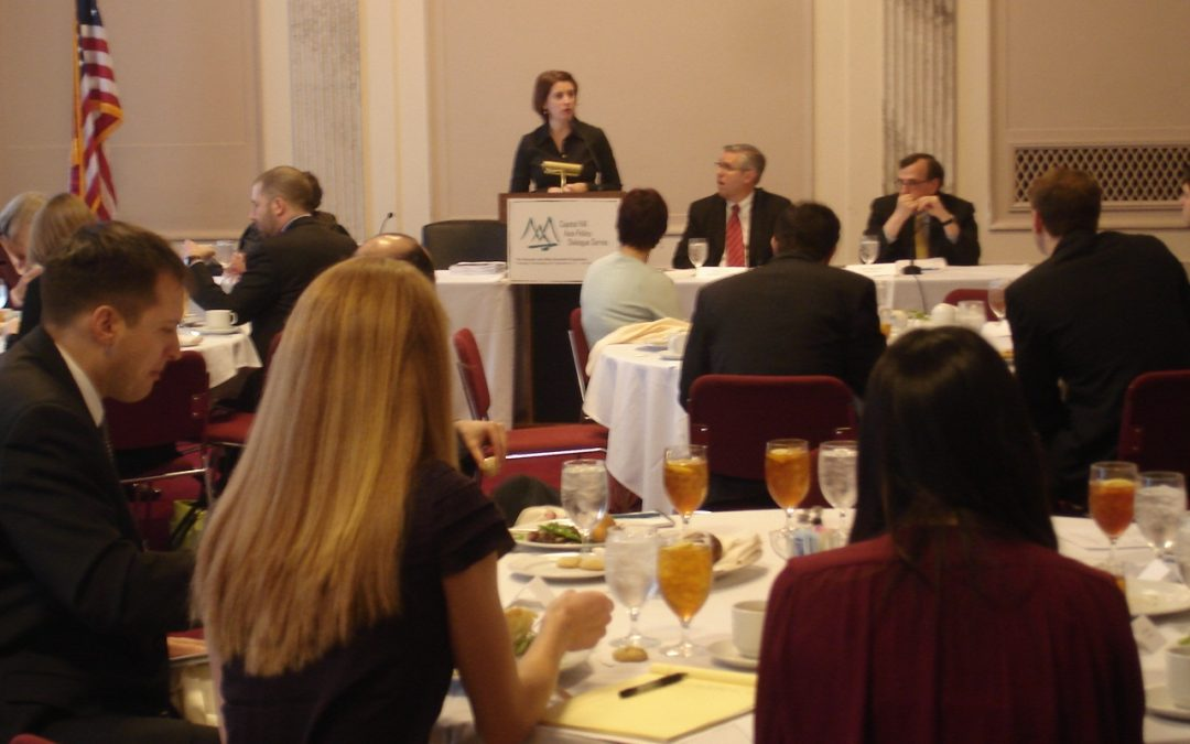 Capitol Hill Asia Policy Dialogue on U.S.-China Trade and Investment