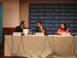 "Korea-Japan Study Group Meeting:  ""Will U.S.-Japan-ROK Relations 'Reset' in 2013?"""