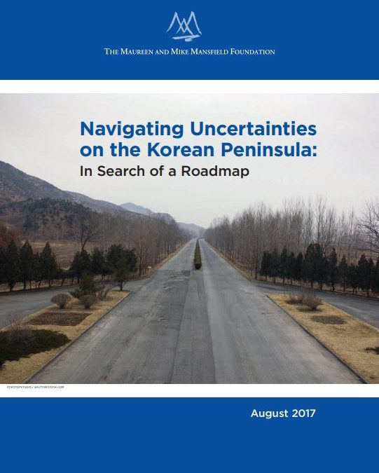 Navigating Uncertainties on the Korean Peninsula: In Search of a Roadmap