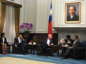 Taipei Meetings—2002, 2009, 2012