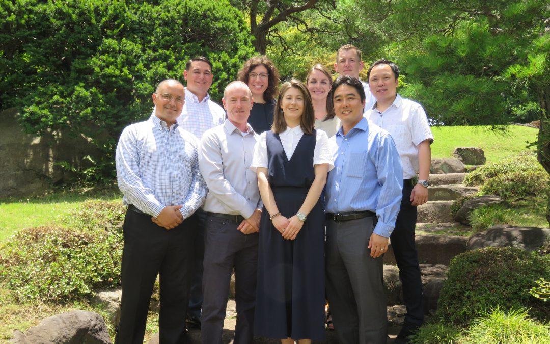 Twenty-Third Group of Mansfield Fellows Begins Year in Japan